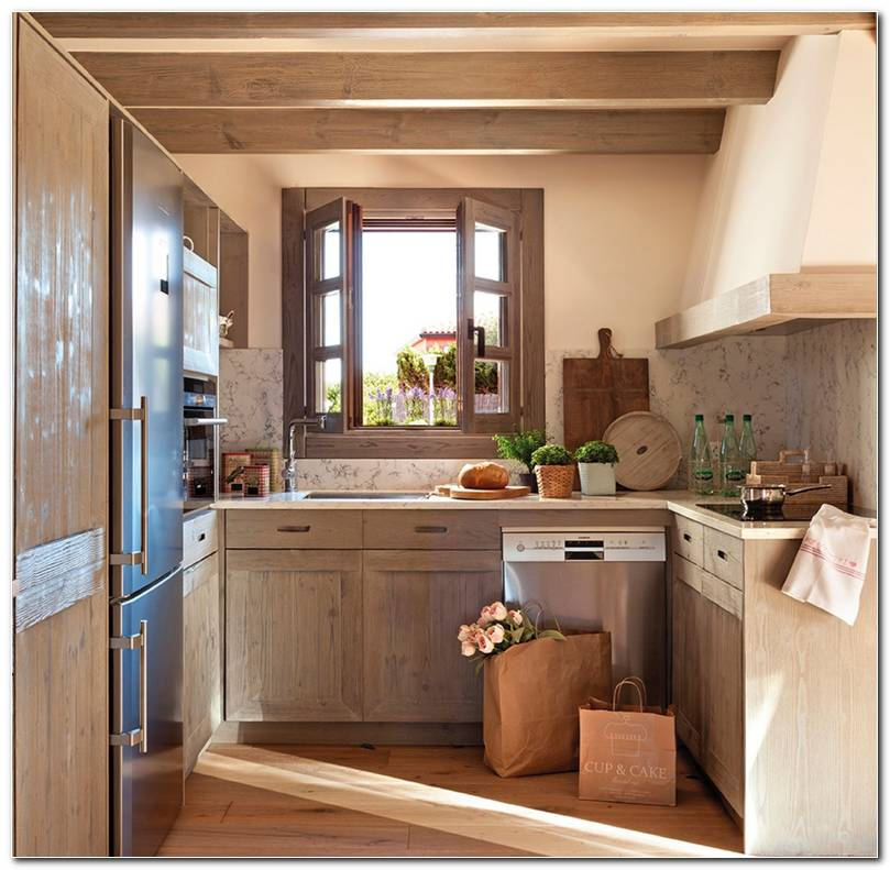 Muebles Cocina Pequena