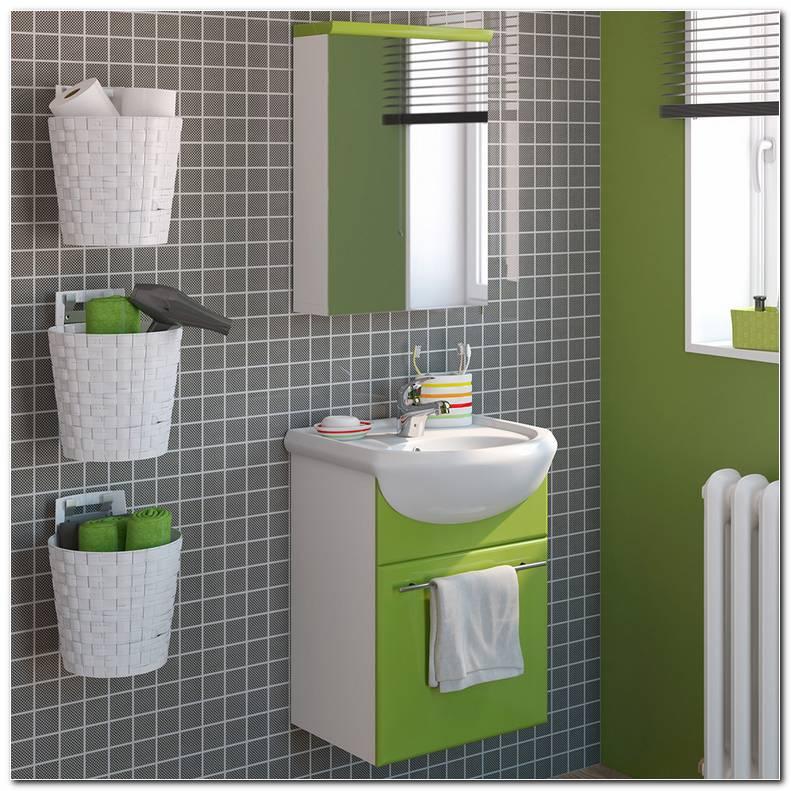 Muebles De Ba?o Color Verde