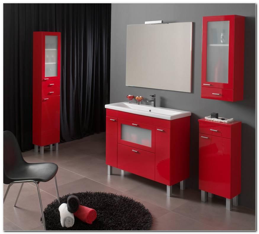 Muebles De Bao Rojos Baratos