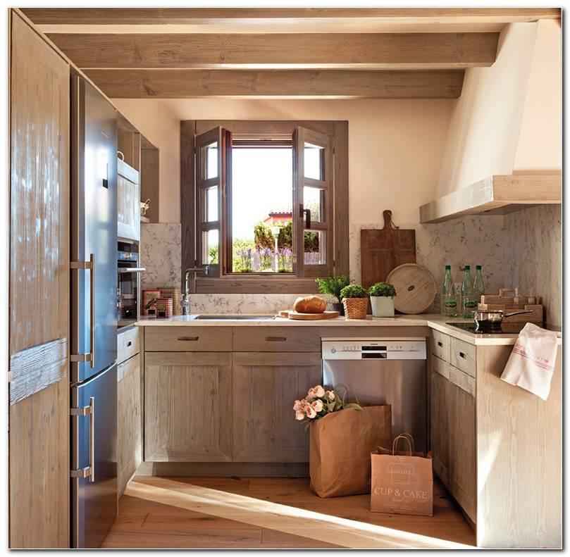 Muebles De Cocina Pequena
