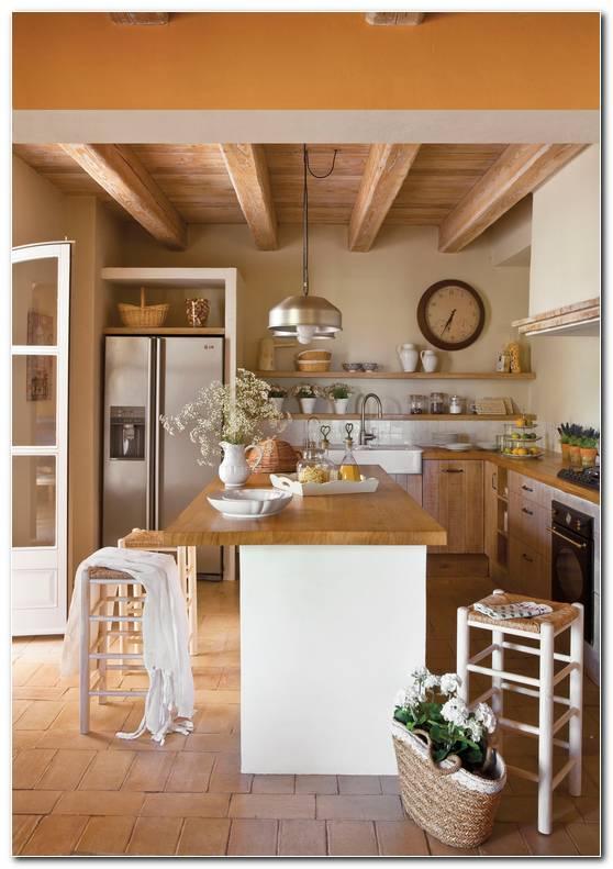 Muebles De Cocina Rusticos