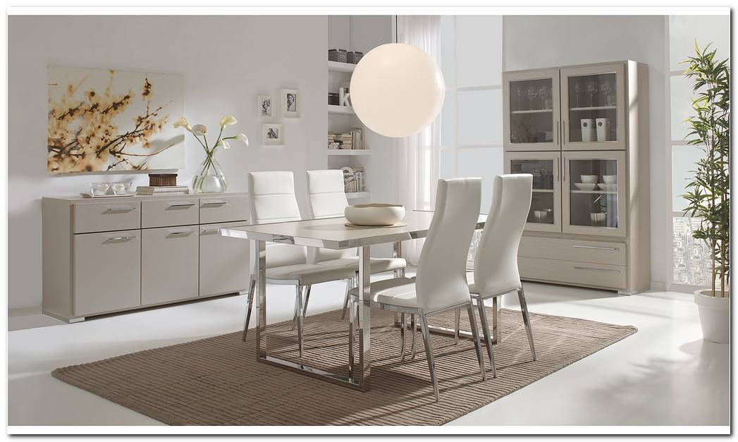 Muebles De Comedor Modernos Precios