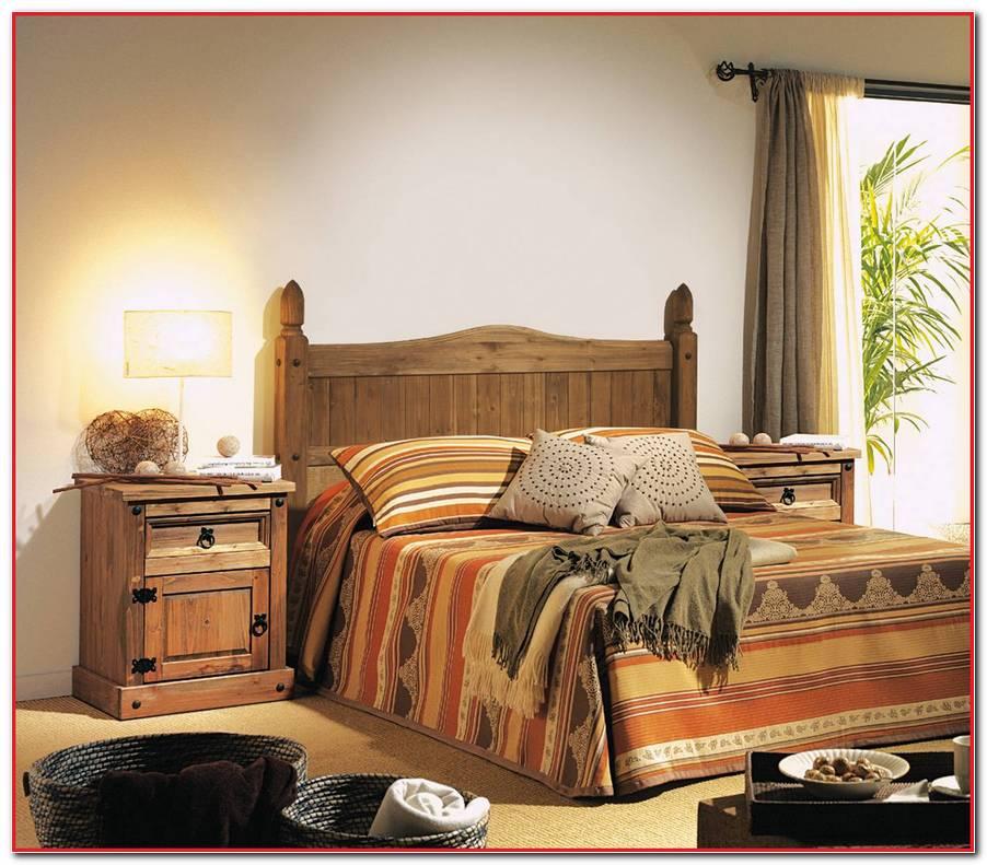 Muebles De Dormitorio Rusticos
