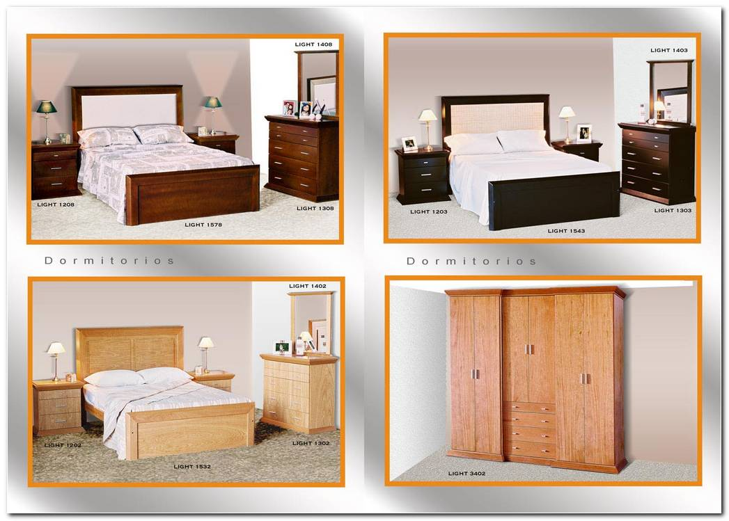 Muebles Del Dormitorio Nombres