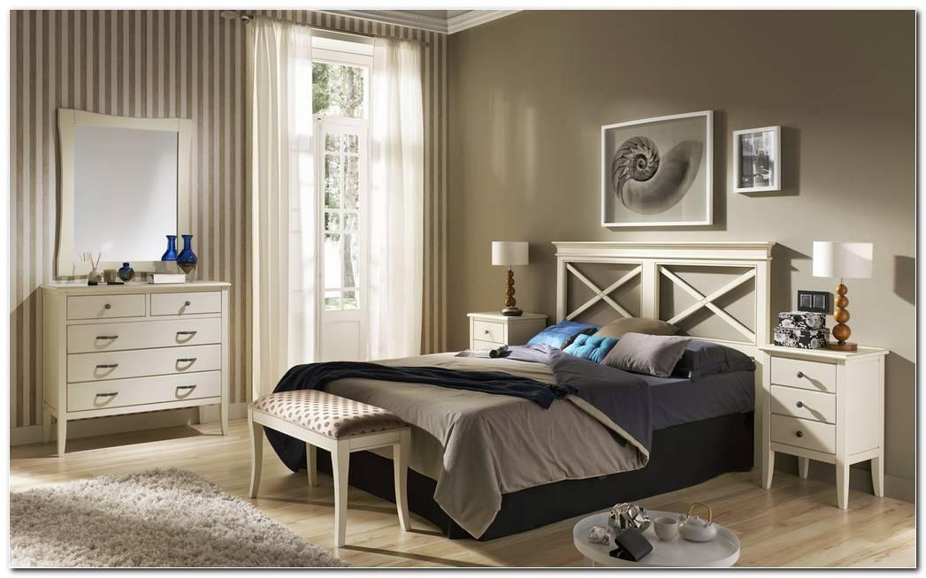 Muebles Dormitorio Blanco Roto
