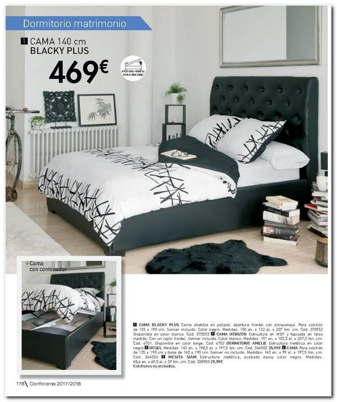 Muebles Dormitorio Matrimonio Conforama