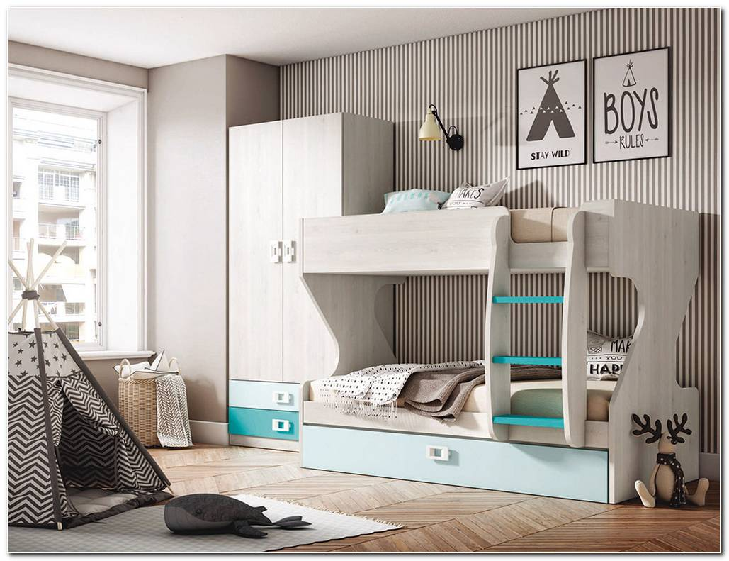 Muebles El Paraiso Dormitorios Juveniles