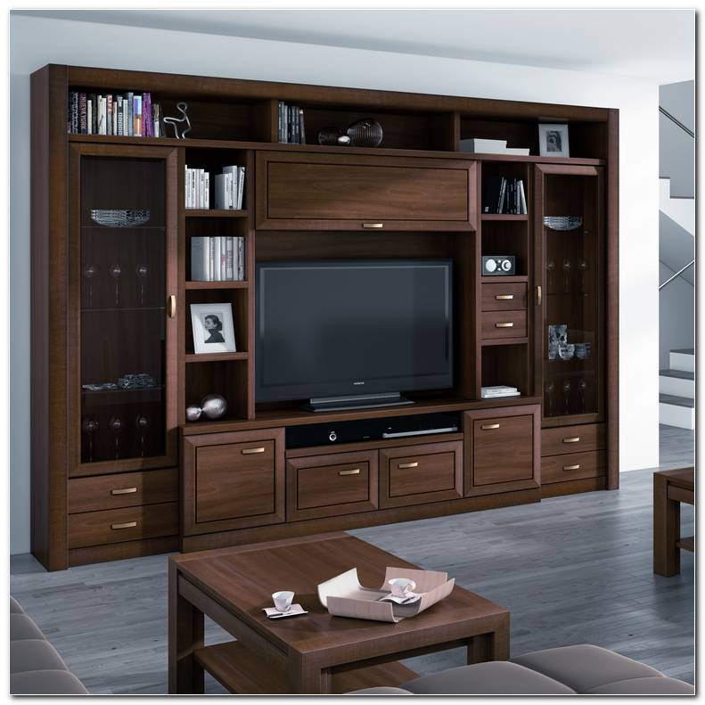 Muebles Librerias Para Salon