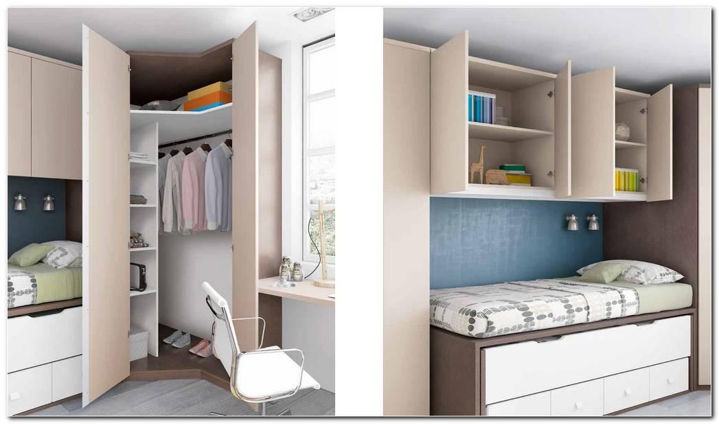 Muebles Para Dormitorio Peque?o