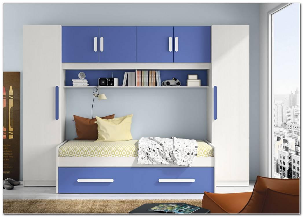 Muebles Puente Dormitorio Juvenil