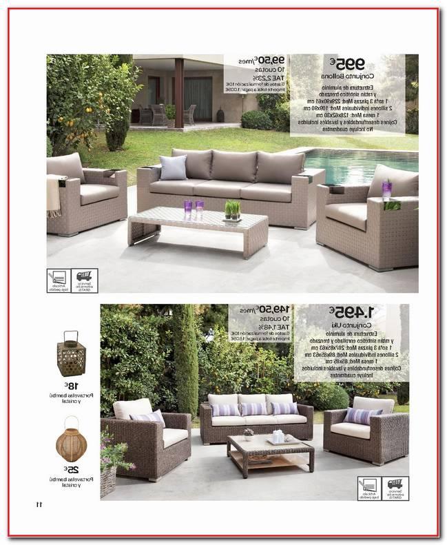 Muebles Terraza Carrefour