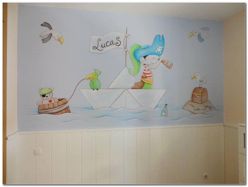 Mural Para Dormitorio Infantil