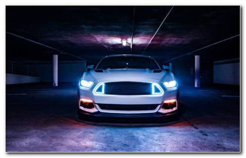Mustang Ford HD Wallpaper