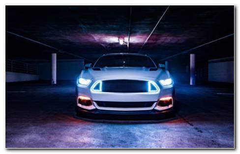 Mustang Ford HD Wallpaper