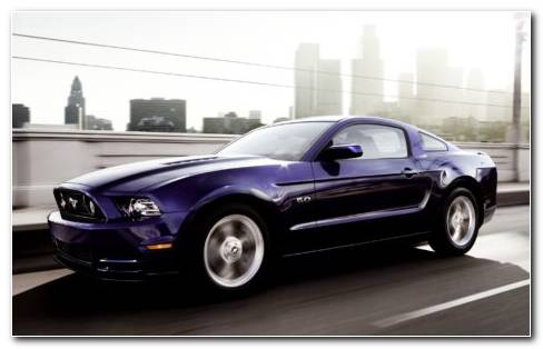 Mustang Styles HD Wallpaper