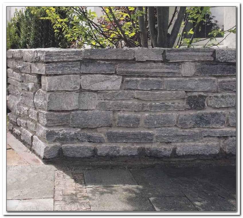 Natursteine F?R Den Garten Mauersteine