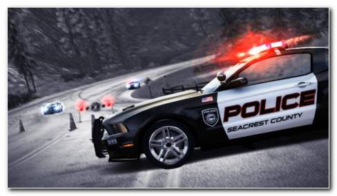 Need For Speed Hot Pursuit HD Wallpaper
