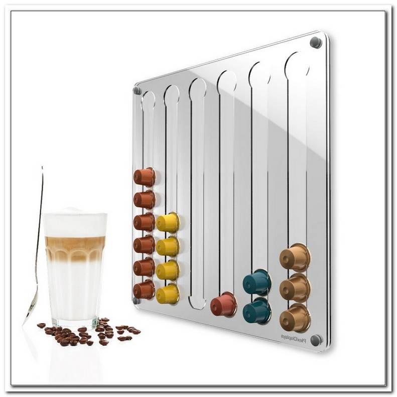 Nespresso Kapselhalter Wand