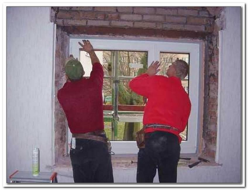 Neue Fenster Einbauen Altbau