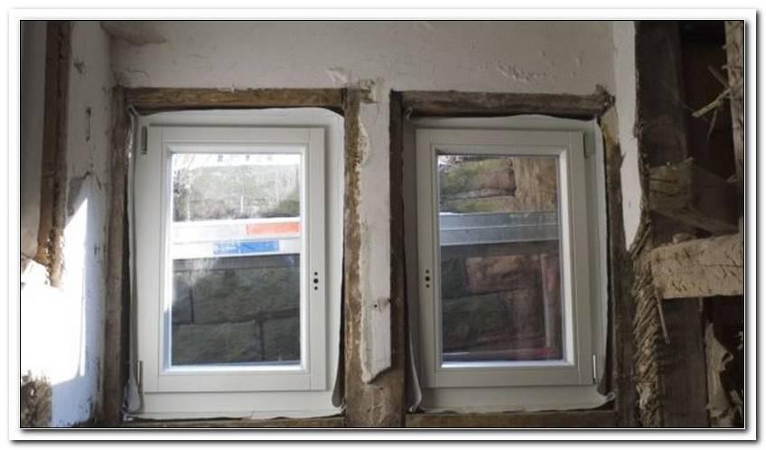 Neue Fenster Einbauen In Mietwohnung