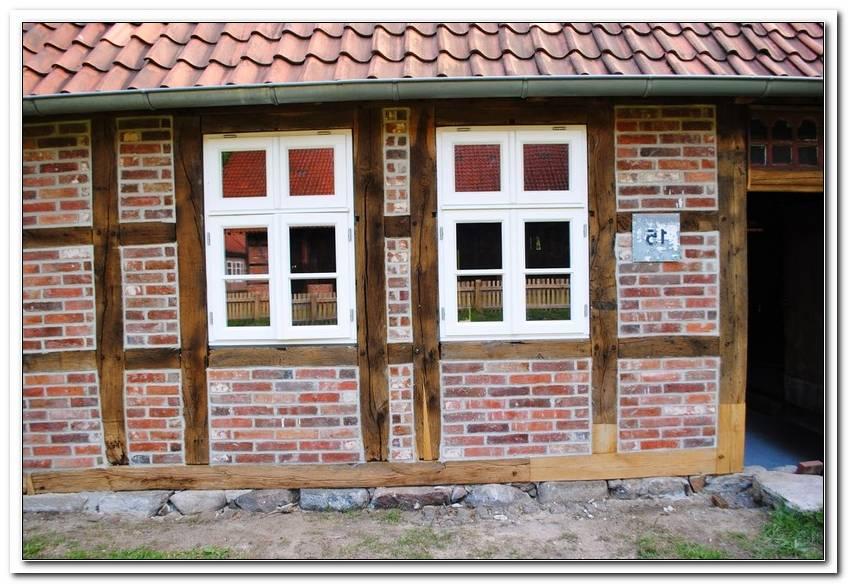 Neue Fenster Fachwerkhaus