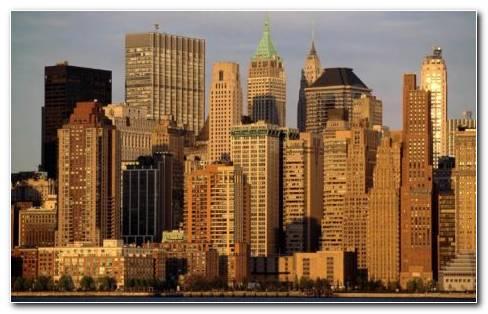 New York Daytime HD Wallpaper