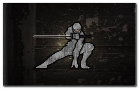 Ninja Toy HD Wallpaper