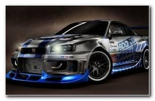 Nissan Skyline Wallpaper 5970 Hd Wallpapers