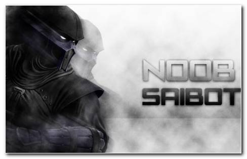Noob Saibot HD Wallpaper