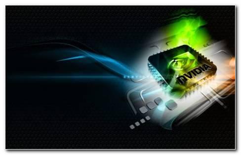 Nvidia Chip HD Wallpaper