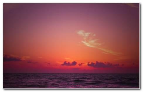 Ocean Waves HD Wallpaper