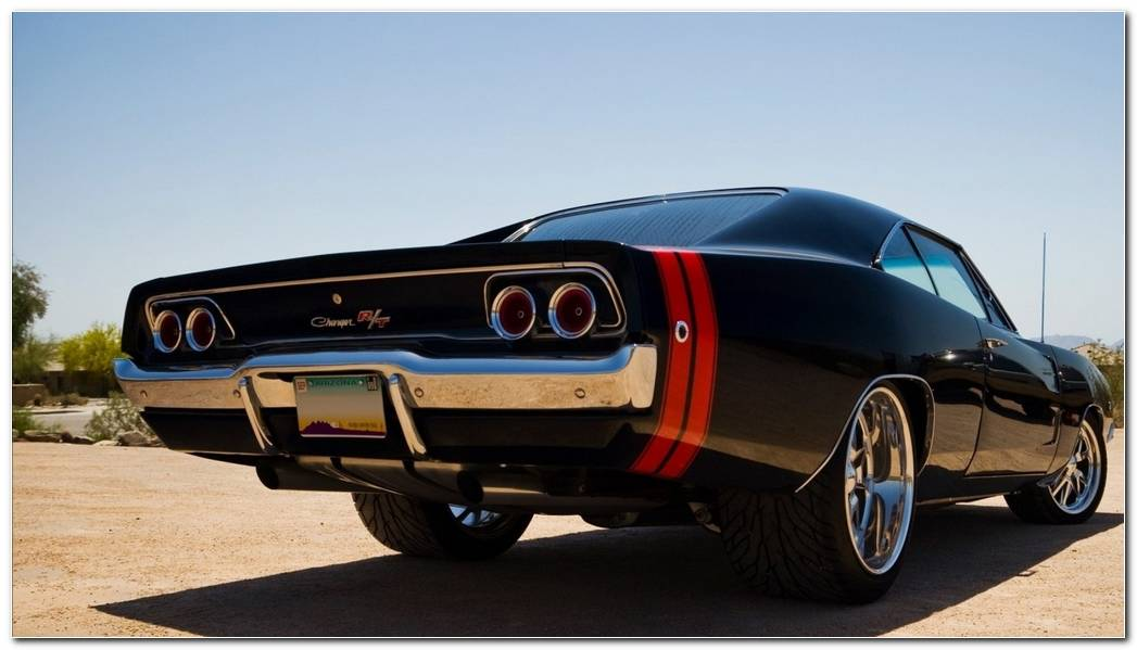 Old muscle Cars Dodge Charger Wallpaper MixHD wallpapers 1920x1080 1