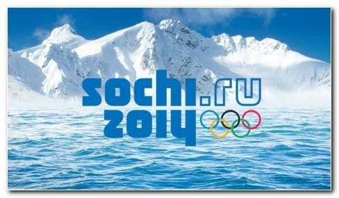 Olympics Logo HD Wallpaper
