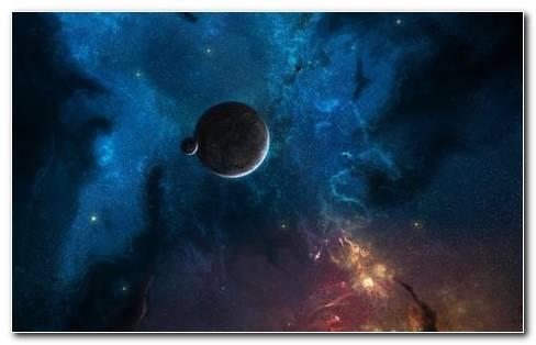 One Planet HD Wallpaper