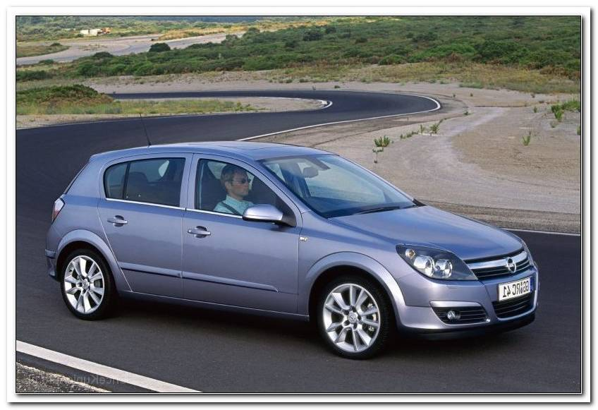 Opel Astra H Lampenset