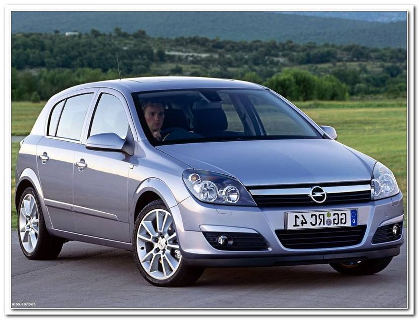 Opel Astra H Lampentr?Ger