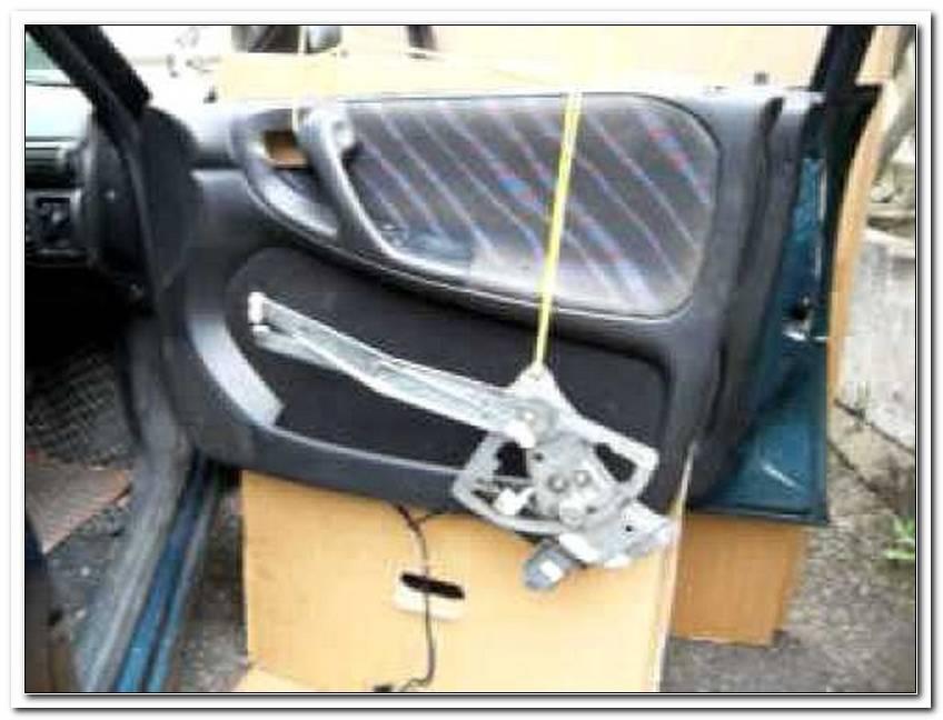 Opel Corsa B Fensterheber Reparieren