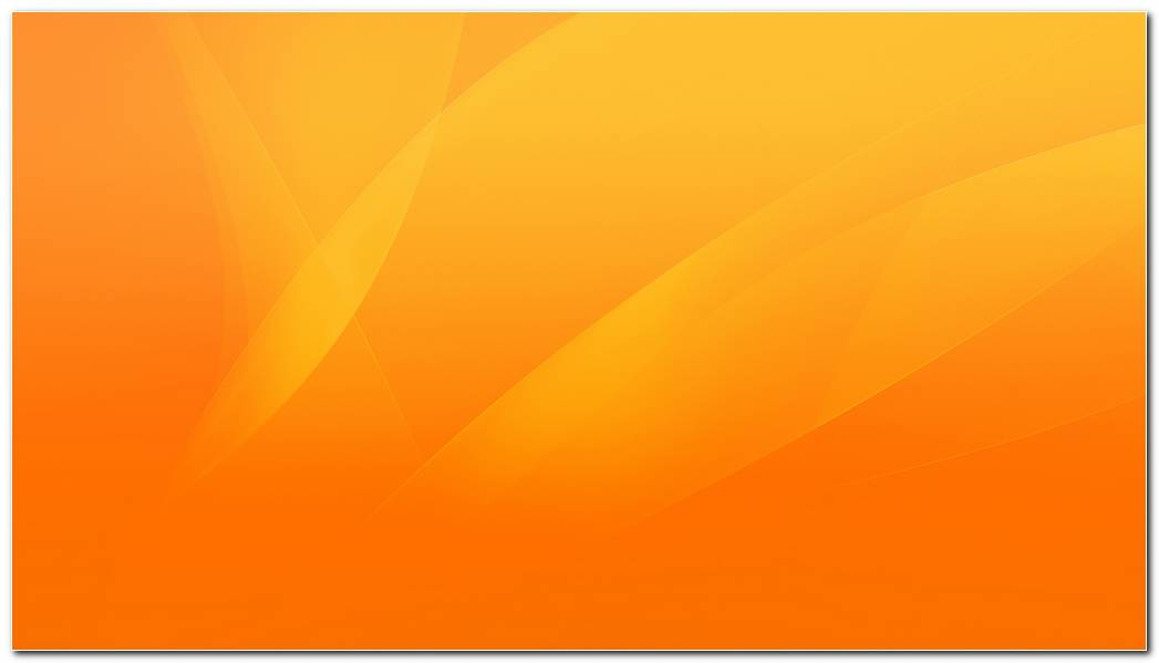 Orange Vista Background Wallpapers