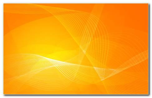 Orange curves HD wallpaper