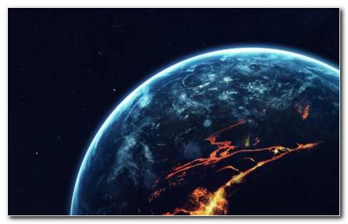 Outer Planets HD Wallpaper