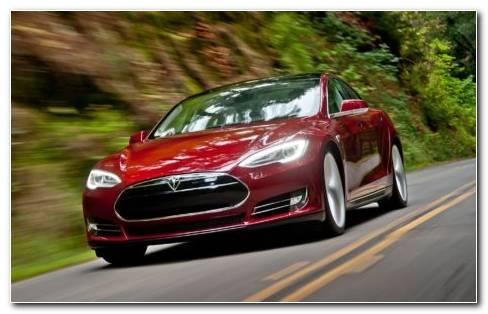 P100d Tesla HD Wallpaper