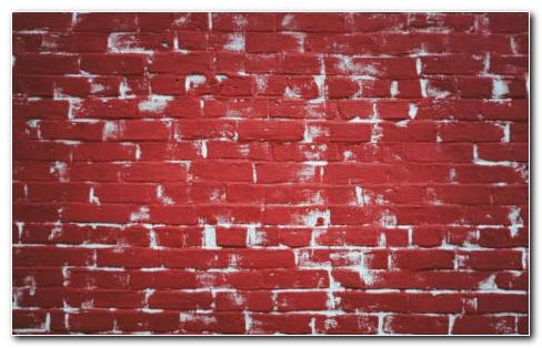 Painted Bricks HD Wallpaper