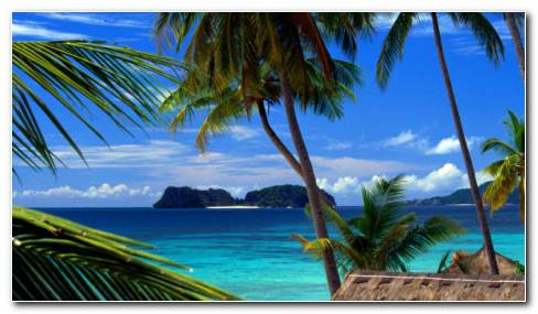 Palawan Philippines HD Wallpaper