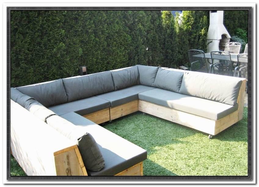 Paletten Sofa Polster Selber Machen