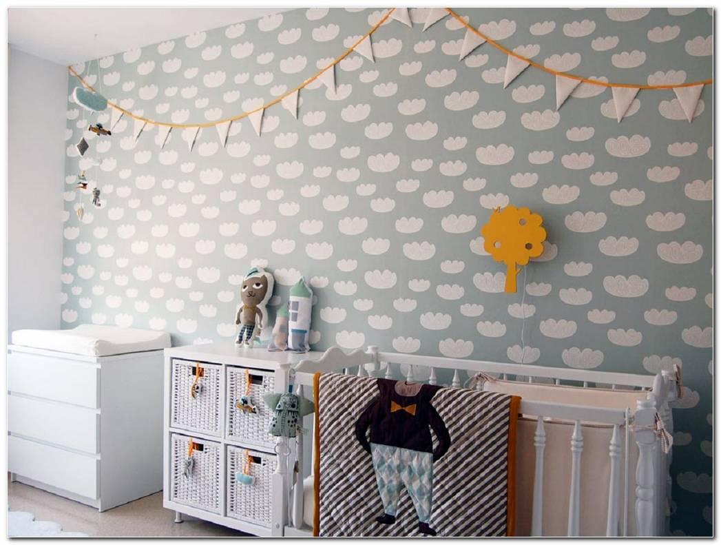 Papel Pintado Dormitorio Bebe