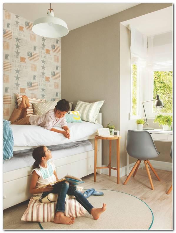 Papel Pintado Dormitorio Juvenil Ni?o