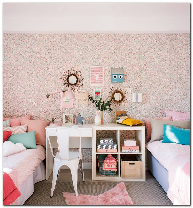 Papel Pintado Dormitorio Nia