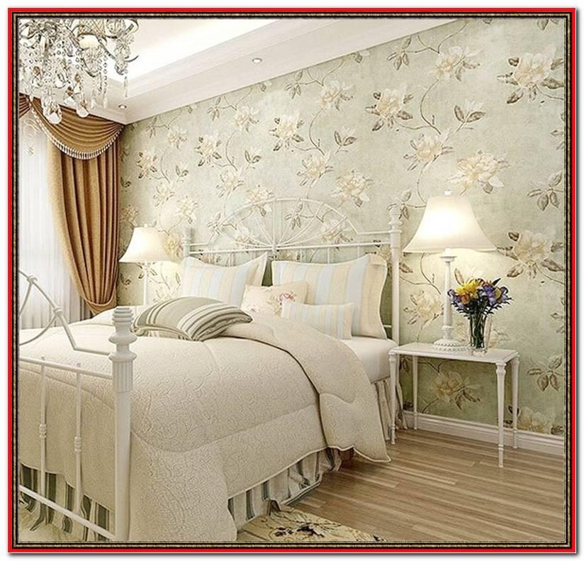 Papel Pintado Elegante Para Dormitorio