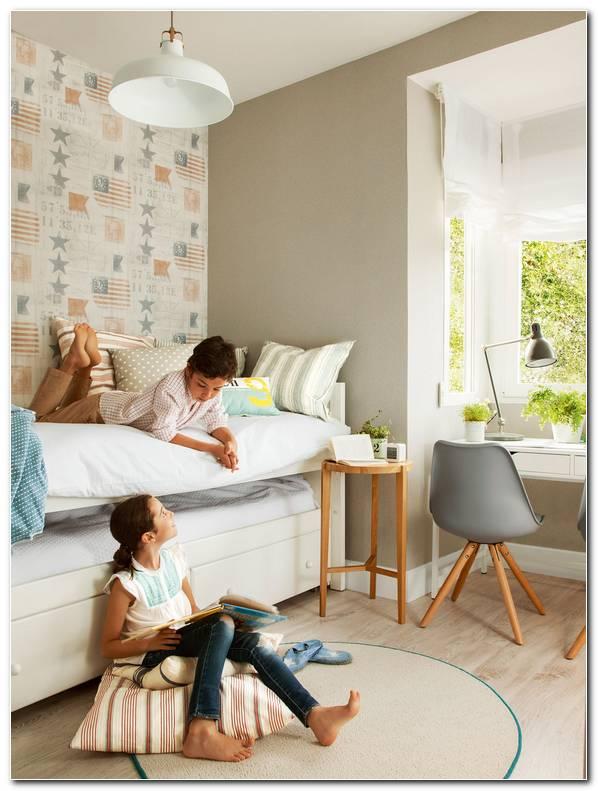 Papel Pintado Para Dormitorio Ni?a
