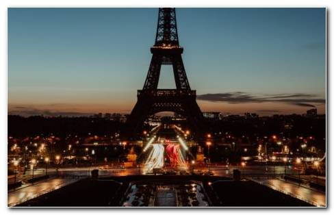 Paris Tower HD Wallpaper